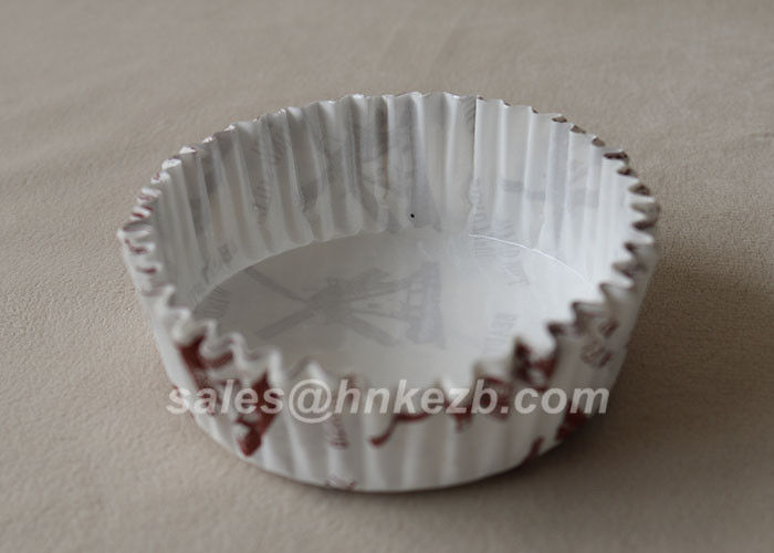 Biodegradable Custom Printing Disposable Paper Ice Cream Cup / Bowls 150ml